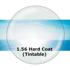 1.56 Hard Coat (Tintable)