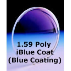 1.59 Poly iBlue Coat (Blue Coating)