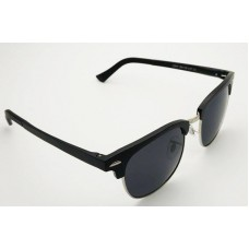 A - Black Full Frame Sunglasses  2377 C1